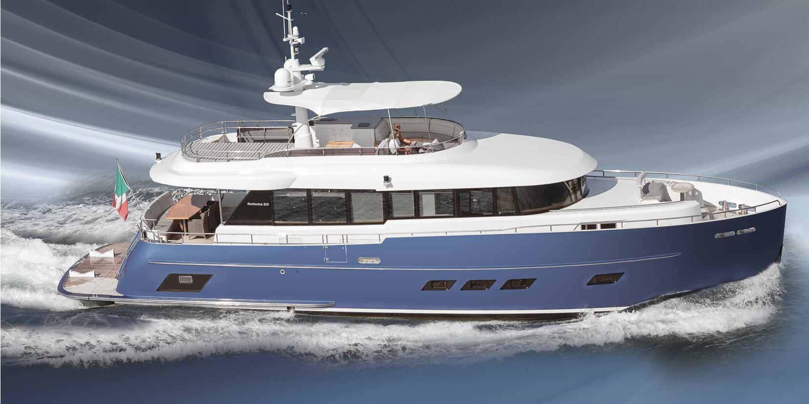Gamma Yachts 20